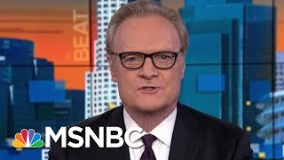 Lawrence O'Donnell Calls Out Media For Trump's Birther Lies   The Beat With Ari Melber   MSNBC width=