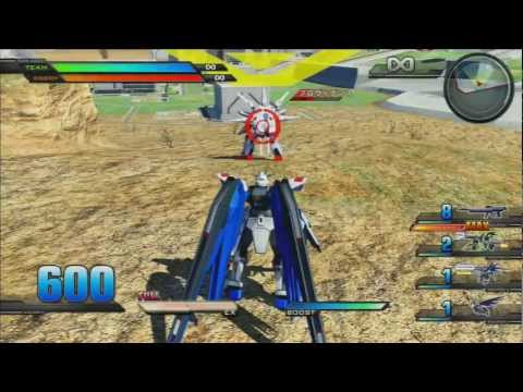 【EXVS】 Gundam Extreme VS Combo MAD 「Beyond the Gundam」