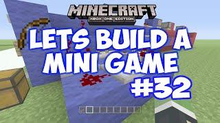 getlinkyoutube.com-Minecraft Xbox - Lets Build A Mini Game World - 32 - REDSTONE FANCY