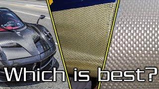 getlinkyoutube.com-Carbon Fiber vs Kevlar vs Fiberglass - Which one is right for YOU?