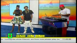 One on One with musician Dazzla from Mombasa