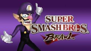 getlinkyoutube.com-Waluigi Trailer for Super Smash Bros. Brawl (out of date)