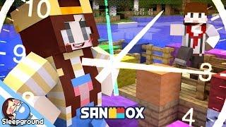 수상 레이싱!! [마인크래프트 타임어택: 배 제작 모드] - Minecraft Time Attack - [잠뜰]
