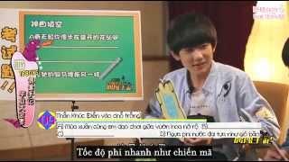 [KRNS][Vietsub][Full HD] TFBOYS Sổ Tay Thần Tượng Ep 11 (End)