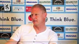Löwenrunde // 28. Spieltag // TSV 1860 - Braunschweig