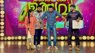 Comedy Utsavam │Flowers│Ep# 69