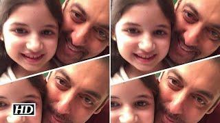 AGAIN | Harshaali Malhotra reunites with Salman Khan