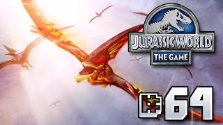 getlinkyoutube.com-Level 40 PECK OUT EYESES! || Jurassic World - The Game - Ep 64 HD