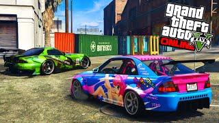 getlinkyoutube.com-GTA 5 - Nieuwe Autos Tuning! Grand Theft Auto 5 Update
