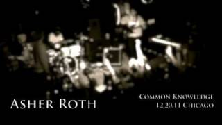 Asher Roth - Common Knowledge Live