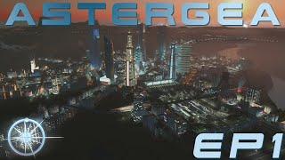 getlinkyoutube.com-Cities: Skylines, Astergea EP1 - The World's Capital