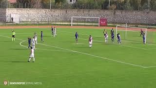 Niğdespor 0-1 Samsunspor | Maç özeti