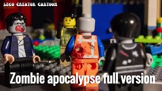 Lego Zombie apocalypse full version