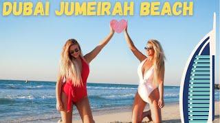 getlinkyoutube.com-Dubai Jumeirah Beautiful Beach *HD*