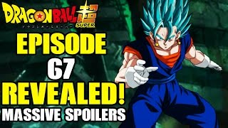 getlinkyoutube.com-Dragon Ball Super Episode 67 REVEALED! MASSIVE SPOILERS! An Unexpected Move, Farewell Trunks