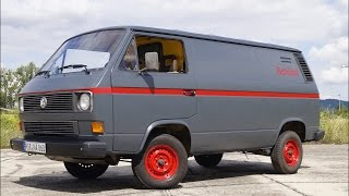 getlinkyoutube.com-VW T3 Transporter, T25 / Vanagon , Schlönis WBX , LOW BUDGET SPORBITZ