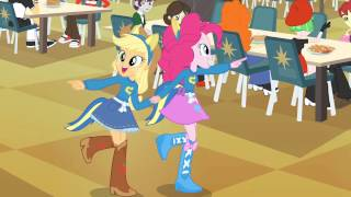 getlinkyoutube.com-MLP Equestria Girls - Equestria Girls - Dub PL 1080p