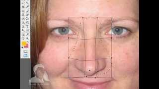 getlinkyoutube.com-Ultimate Nose extreme makeover (Photoshop Tutorial part 1)