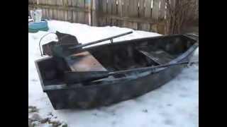 getlinkyoutube.com-самодельная фанерная лодка