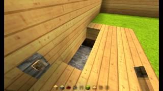 getlinkyoutube.com-TUTO Minecraft porte secrete dans le sol