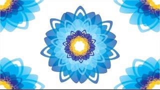 getlinkyoutube.com-Flower design in corel draw