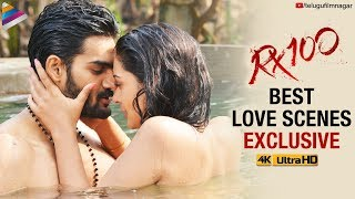 RX 100 BEST LOVE Scenes | Exclusive on Telugu FilmNagar | Kartikeya | Payal Rajput | RX 100 Scenes