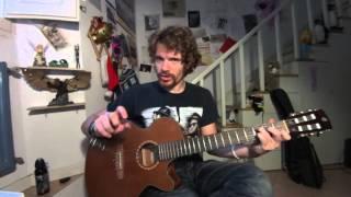 getlinkyoutube.com-Tutorial Cover chitarra Lava (Cortometraggio Inside Out - Pixar) ITA
