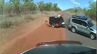 getlinkyoutube.com-Dash Cam Owners Australia - What Truck drivers put up with daily