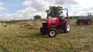 Siromer makes hay with Shropshire smalholders
