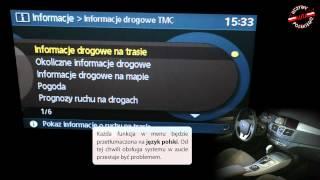 getlinkyoutube.com-RENAULT CARMINAT 3 DVD - CNC POLSKI LEKTOR POLSKIE MENU