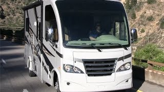 getlinkyoutube.com-Quick Look at the Thor Axis Motorhomes & Vegas RUV RVs for 2015