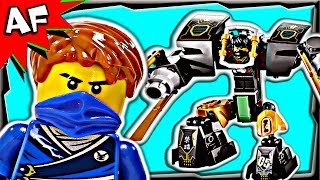 getlinkyoutube.com-THUNDER RAIDER 70723 Lego Ninjago Rebooted Stop Motion Set Review