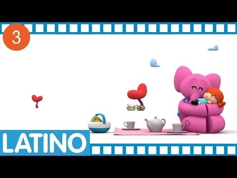 Pocoyó en español para América Latina - Temporada 01 Ep.9-12
