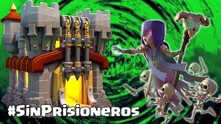 TODO BRUJAS CON SALTOS COMO EN LOS VIEJOS TIEMPOS | #SinPrisioneros | Clash of Clans con Alvaro845
