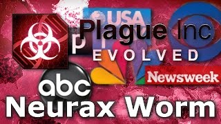 getlinkyoutube.com-Plague Inc: Evolved - Neurax Worm Walkthrough (Mega Brutal)
