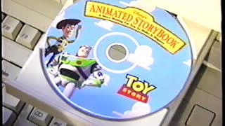 getlinkyoutube.com-Toy Story Games - Disney Interactive (1995-1999) Promo (VHS Capture)
