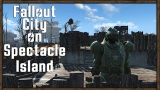 getlinkyoutube.com-SPECTACLE ISLAND Fallout 4 - ULTIMATE CITY BASE BUILDING