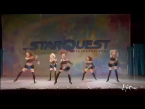 Dance Moms-Group Dance-Electricity