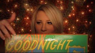 getlinkyoutube.com-Thrifty Thursday: Goodnight Moon Game & 90's Trivia - ASMR - Soft Spoken, Focused Tasks, Tapping