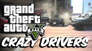 WŚCIEKLI KIEROWCY - Angry Drivers - GTA V MODS width=