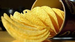 """getlinkyoutube.com-Как сделать """"Хрустящие чипсы"""""""