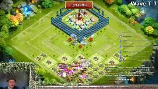 getlinkyoutube.com-Castle Clash - HBM P Solo Vlad Dracula & Tons More Crazy Events