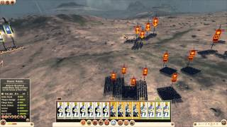 "getlinkyoutube.com-Total War: Rome 2 - Online Battles - #20 "" Iceni vs. Rome"" (Heroic Riders)"