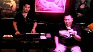 getlinkyoutube.com-Brian Mcknight - One Last Cry by Glenn Diaz and Maki Ricafort  @ Cafe Marcello Imus Cavite
