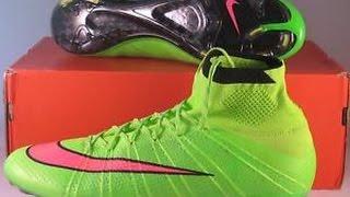 getlinkyoutube.com-Nike Mercurial Superfly 4 Replica Unboxing - AliExpress