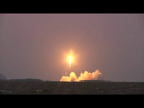 Spacex Launch at Cape Canaveral!