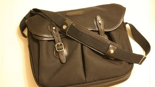 getlinkyoutube.com-Making a Leather Shoulder Pad for Billingham Hadley Large
