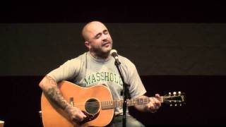 """getlinkyoutube.com-Aaron Lewis, """"What Hurts The Most"""", Acoustic 5-5-11"""