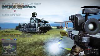 getlinkyoutube.com-Battlefield 2 : Armored Kill V1.5
