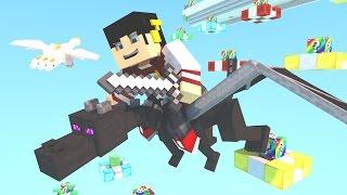 getlinkyoutube.com-Minecraft: ZERAMOS O MINECRAFT - THE DROPPER LUCKY BLOCK ‹ AM3NIC ›